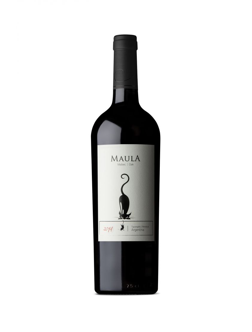 MAULA & Misery Mouse RESERVA - Malbec Oak
