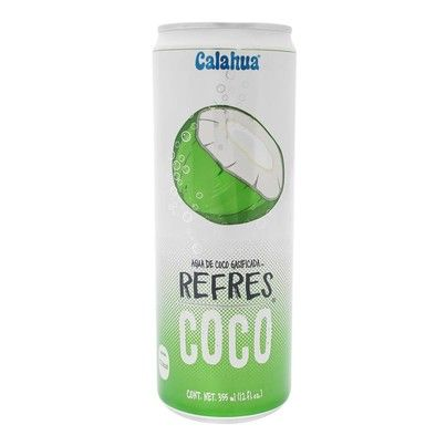 Refresco Natural Calahua 355ml 12 piezas
