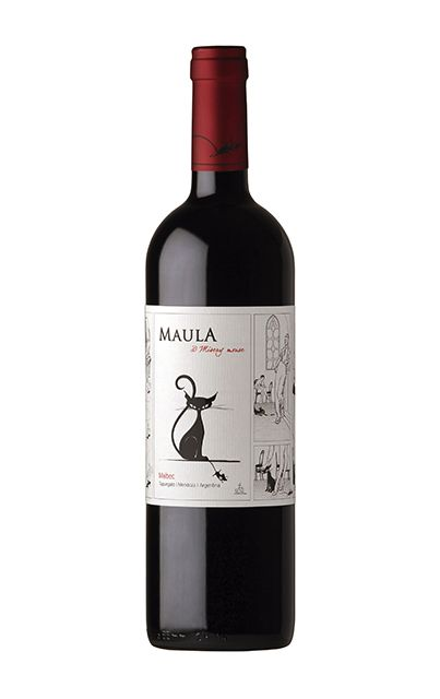 MAULA & Misery Mouse - Malbec
